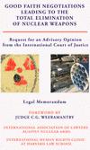 ICJ-Booklet IALANA Harvard Law School 2009